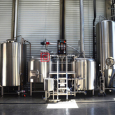 7bbl Brewhouse Equipment Commercial Brewing Machine Craft Beer for Sale Spain