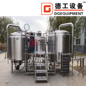 Brewery Plant 500l Mini Stainless Steel Equipment And Machines for The Production of Cheap Craft Beer