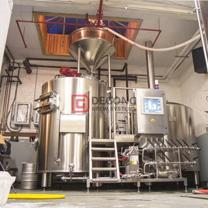7BBL Turnkey Commercial Steel Microbrewery Equipment for Sale
