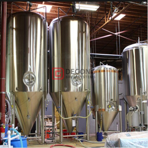 beer brewing equipment stainless steel 1000L 2000L fermentation tank brewery Custom Designed unitanks