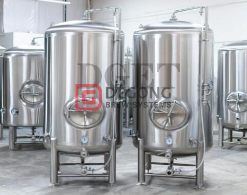 15BBL Stainless Steel Beer Brewing System Commercial Brite Tank / Secondary Tank Sanitary for Sale