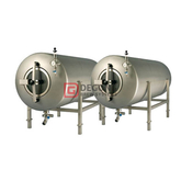 10BBL Maturation Lagering Tanks Stainless Steel Customizable Horizontal Brite Beer Tank China