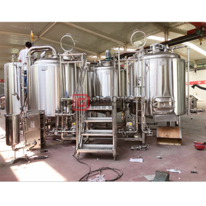 10hl brewhouse system customizable stainless steel beer brewing equipment available