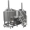 2BBL 3BBL 5BBL 7BBL 10BBL Pub Turnkey Micro Beer Brewing Equipment for Sale