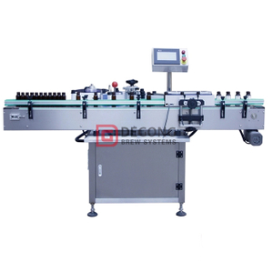 Automatic Round Customizable Stainless Steel Beer Bottle Sleeve Labeling Machine for Sale