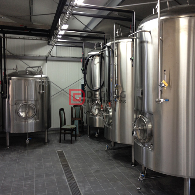 1000L Commercial High Quality Beer Brewing Equipment And Conical Fermentation Tank in Czech Republic Hot Sale