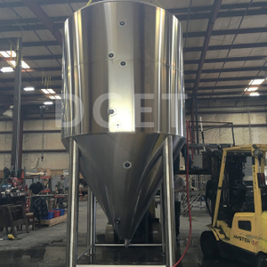 15BBL Stainless Steel Dimple Jacket Beer Fermenting Vessel of Industrial Beer Brewery Equipment