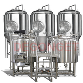 5BBL Micro Turnkey Customized Beer Brewing Equipment for Sale