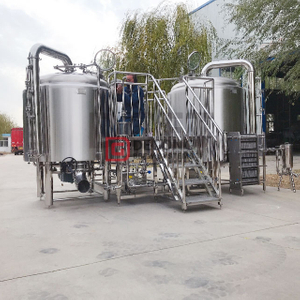 15BBL Commercial/Industrial used Customizable beer brewing equipment manufacture in US market