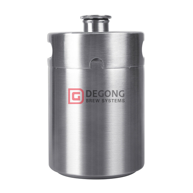 20L commercial beer keg stainless steel craft beer bar euro standard for sale