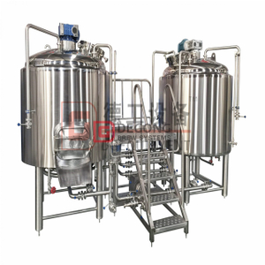 500L Beer production plant industrial used beer brewing equipment for beer micro brewery system