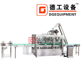 Automatic 3 in 1 Heads Glass Bottle Beer Making Machine / Filling Machine Hot Sale in South Africa