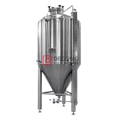 1000L Stainless Steel Beer Fermentation Tank Craft Beer Fermenter Brewery Supplier Cost