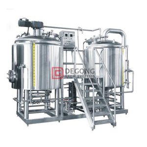 1000L Automatic Craft Stainless Steel Conical Beer Brewing Equipment Fermenting Brewery