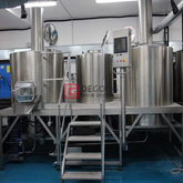 2000L Malt Drink Full Grain Beer Brewing System Commercial Used Beer Brewery for Sale
