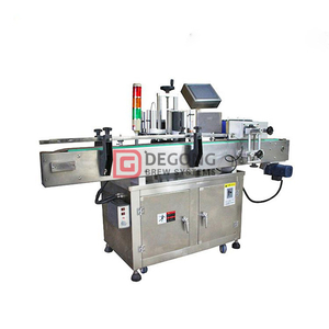 CE Fully Automatiec Labelling Machien for Glass Round Bottles in China