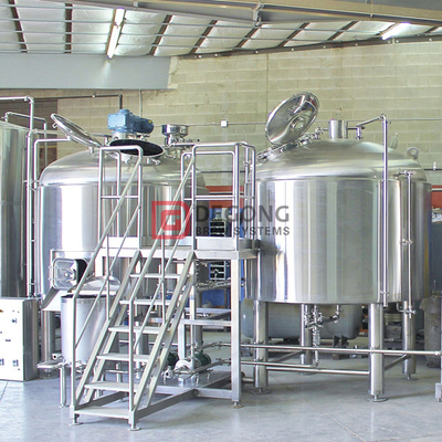 1000L industrial commercial craft beer brewing equipment for sale