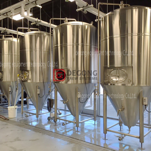 10HL Fermentation Tank Industrial Stainless Steel Beer Craft Beer Brewing Equipment in Scotland for Sale