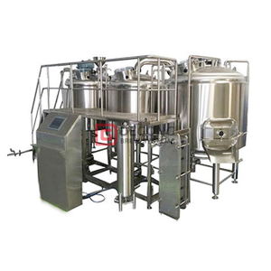 10BBL industrial automated customized beer brewing equipment for sale