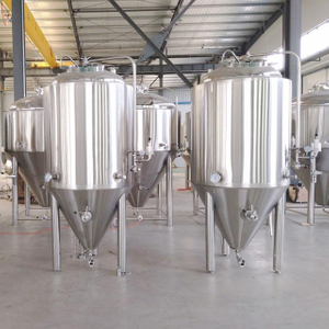 7BBL Microbrewery Equipment Used Beer Fermenting System with CE.UL Certification