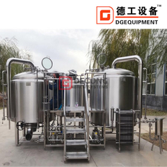 Brewery Plant 2000L Mini Stainless Steel Cheap Equipment And Machines for The Production of Craft Beer