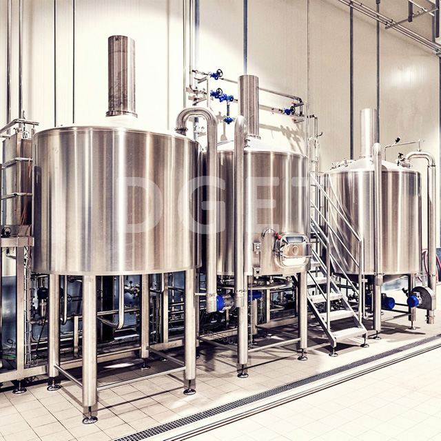 2000L Professional Commercial Stainless Steel Beer Mashing ...