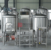 1000L Turnkey Project of Brewery Customzied Beer Brewing Equipment Fermentation Machine for Sale