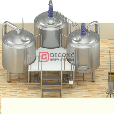 1000L industrial commercial customized beer brewing equipment for sale