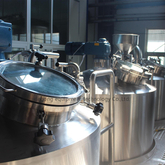 2000L Stainless Steel Nano Customized Commercial Brewing Equipment for Sale