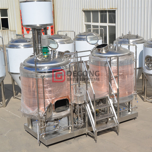 15HL commercial customized professional steel beer brewing equipment for sale