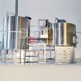 500L Small Scale Electric Heating Beer Brewing Tanks for Micro Brewery Brewing