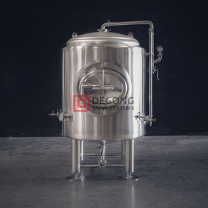 10BBL Vertical Insulation Jacket Brite Beer Tank Stainless Steel Beer Storage Tank