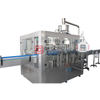 14-12-4 Automatic beer bottling machine 3 in 1 glass bottle filling&capping&cleaing system