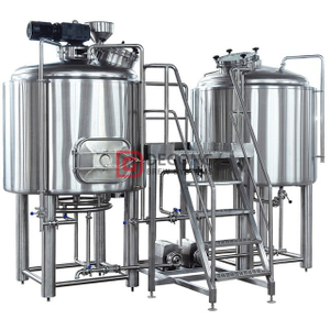 2/3/4/5 vessel 500L,1000L,2000L brewhouse equipment beer brewing equipment available high quality sanitary ss machinery