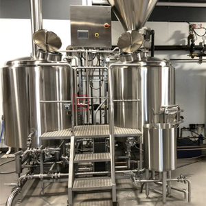 500L 5bbl Bar Restaurant Brewery Build Craft Micro Commercial Beer Brewing Equipment For Sale