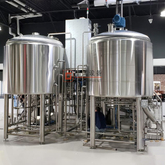 Produce a set of 1000l brewhouse unit with insulation fermenters/unitanks available stock