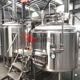 Custom Stainless Steel industrial brewery equipment/ commercial beer brewing equipment