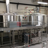 industrial 3000 liters 30hl beer brewing equipment for making ale lager stout