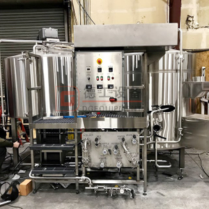 500L Craft Beer Brewer Used Micro Brewery Equipment Spike Brewing Supplies Near Me