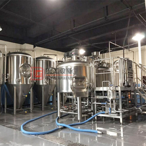 5BBL, 7BBL, 10BBL 15BBL and 20BBL Turnkey Breweries 100/200/600/10HL beer brewing machine for sale