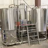 Using teaching test equipment 500l best beer making equipment for brewing excellent beer