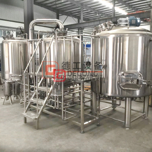 1000L craft turnkey commercial industrial beer brewing equipment