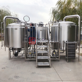 1500L Automatic Customized Stainless Steel Brewing Equipment for Sale