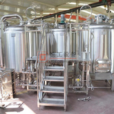 1000 liters per brew brewing equipment popular size applied for restaurant or brewpub