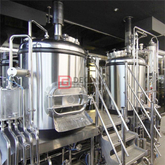 Owner of brewing equipment premium stainless steel 304/316 China brewery equipment 15HL