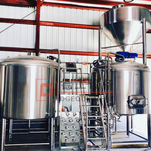 500L Mini Brewery Equipment Craft Beer Making Machine Sus304/316 Fermentation Tank for Sale