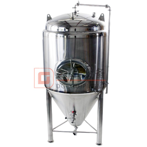 China Micro Brewery 800L Brewing Equipment Craft Beer Mash System Sus304/316 PLC Control for Sale