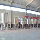 Conical Fermenter 5bbl-20bbl used for restaurant and brewpub fermenting vessel/unitanks