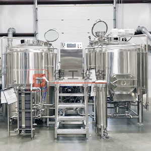 Looking To Start A Brewery Or Upgrade Your Brewhouse with 2,3,4-vessel with Steam/electric/direct Fire Heating Sus316/304 Online for Sale