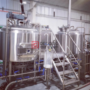 10BBL Brewery equipment for startup business provided by China beer manufacturer